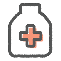 tratamiento - icono