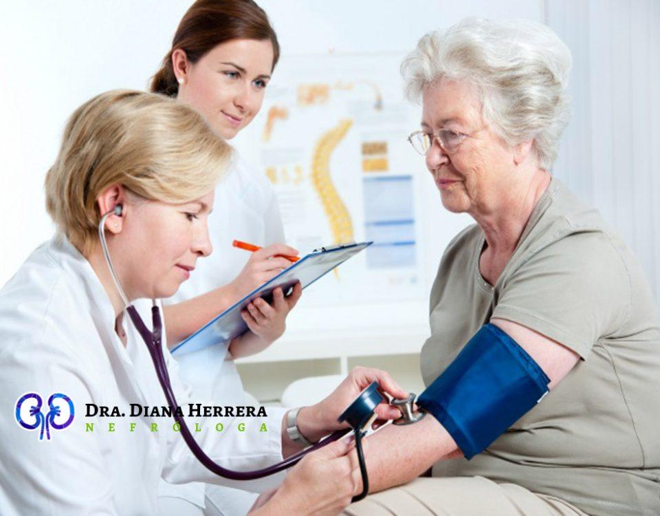 Hipertension arterial en el adulto mayor